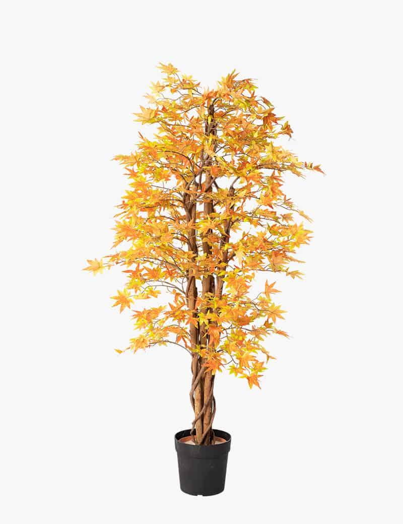 עץ מייפל אדום מלאכותי | Garden Market - צמחיה מלאכותית איכותית