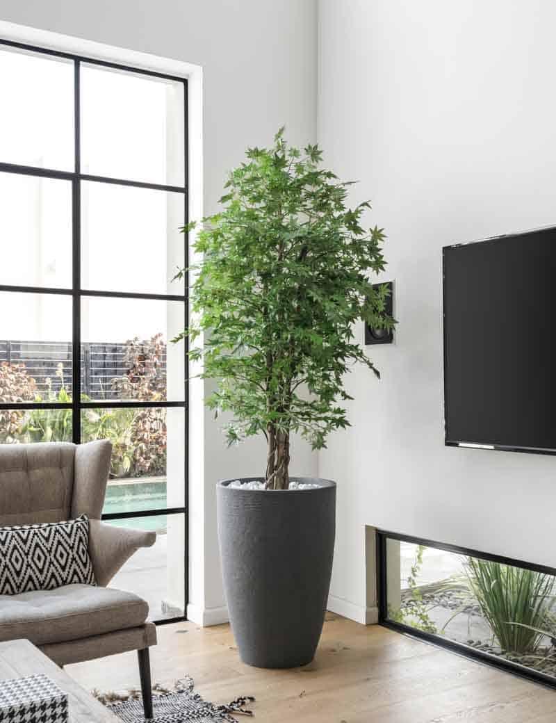 עץ מייפל ירוק מלאכותי | גרדן מרקט - צמחיה מלאכותית איכותית