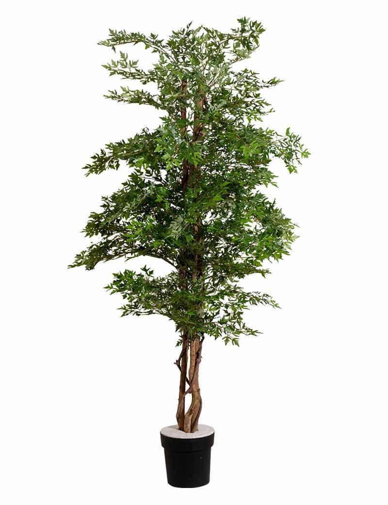 עץ ארליה מלאכותי | גרדן מרקט - צמחיה מלאכותית איכותית